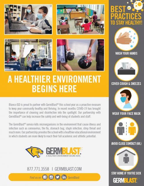 GermBlast Partnership Spanish
