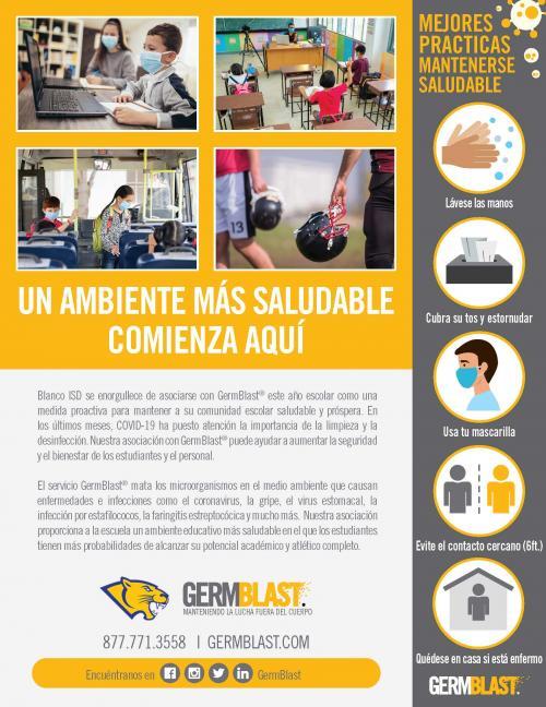 GermBlast Partnership