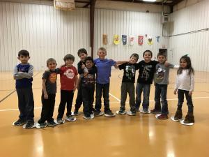 1st Grade PE Fun!!