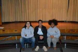 All-star cast: Gabriel Gomez, Honorable Mention: Krystal Martinez and Daistashya Fogle