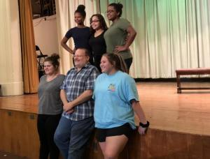 2018 Theatre Workshop with Jerry Ayers