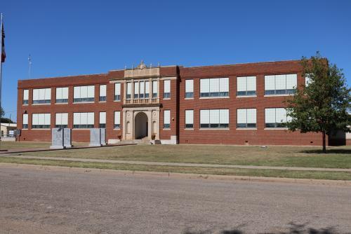 Landscape View facing High School