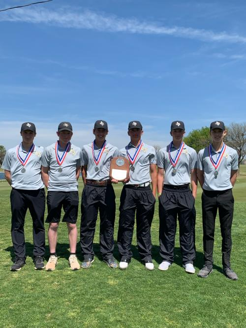 2019 District Golf Champions