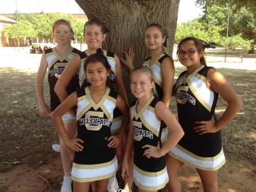 CJH 2018 Jr,. High Cheer Camp