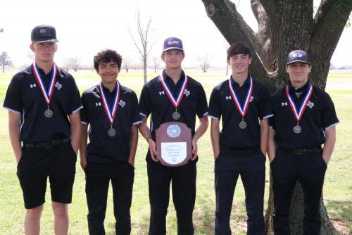 2021 District Golf Champions