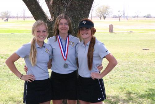 2021 Girls Golf Team