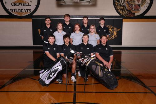 2021 golf team