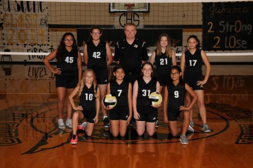 Jr. High Volleyball