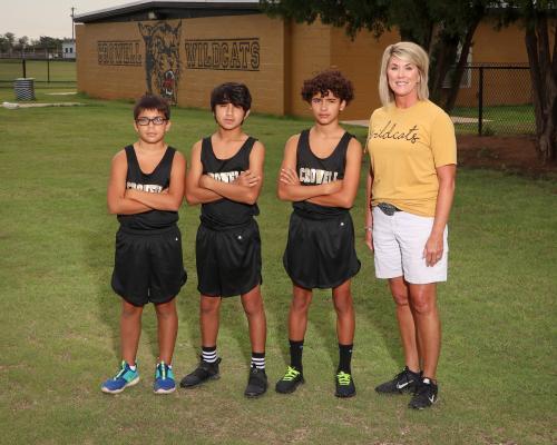 Jr. High Boys Cross Country