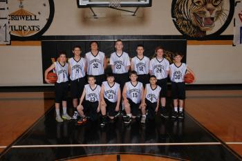 2017-2018 Wildcat Jr. High Basketball
