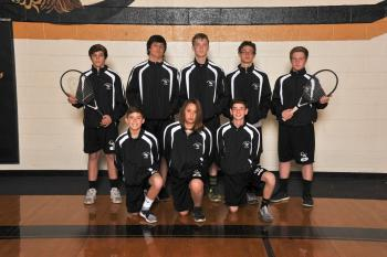 2018 Jr. High Tennis