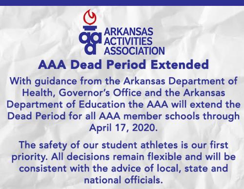 AAA dead period update
