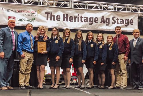 FFA Chapter of the Year