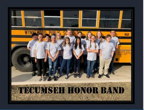 Tecumseh Honor Band