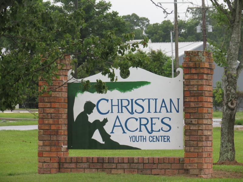 Landscape View facing Christian Acres