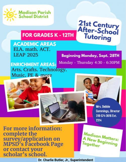 21st Century Tutoring
