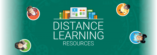 Distance Learning Resources Image