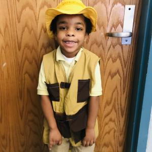 Homecoming Week- When I grow up....Construction Worker