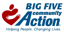 Big Five Community Services, Inc. Logo