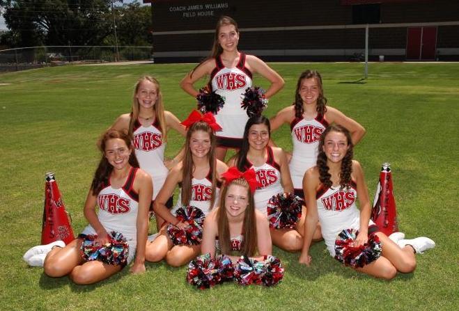 2017 Varsity Cheerleaders