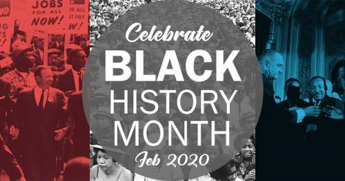 2020 Black History Month