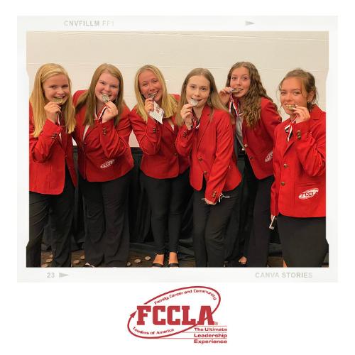 FCCLA Members Earn National Awards
