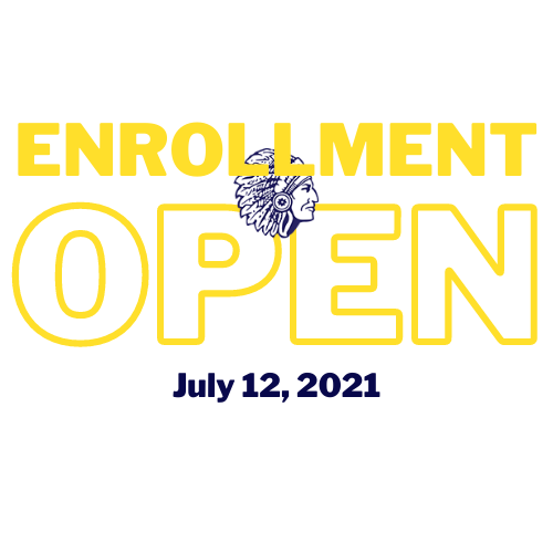 Enrollment for the 2021-2022 School Year Now Open