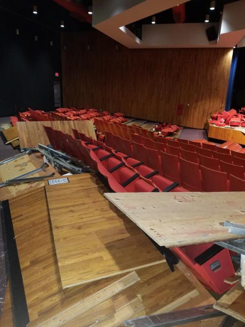 CIMS Auditorium Remodel