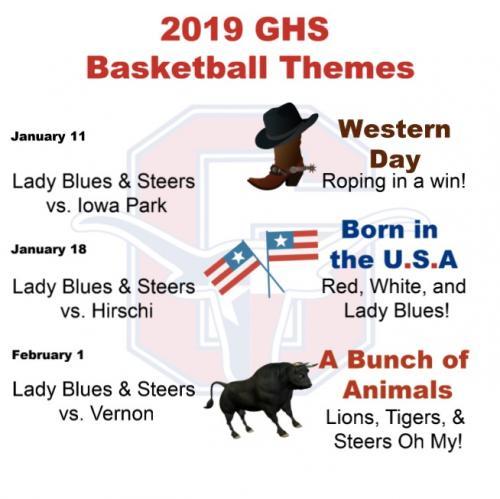 Pep Rally themes for basketball