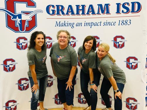 Speech therapists for Graham isd