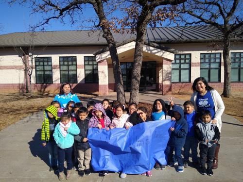 Pioneer Kindergarten #JAMESSTRONG