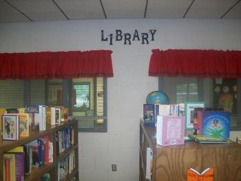 image that helps depict About the Library