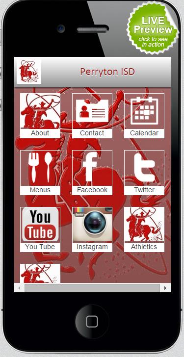 PISD Mobile App