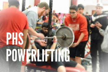 PHS Powerlifitng To Send 36 to Regionals
