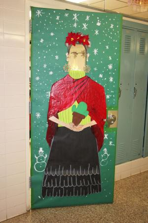 Most Artistic / Door Only - Brittany Busch