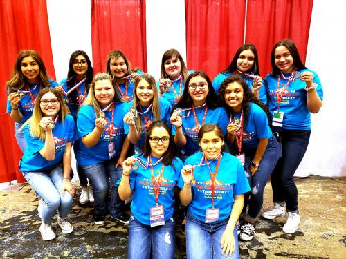 FCCLA At State