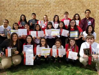Perryton High School FCCLA Chapter
