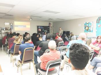 Cyberbully presentation at TTAEC