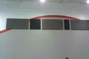 Gym Wall: Added 03-15-2012