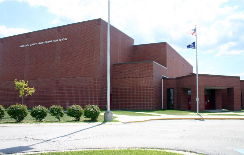 An Image showing Anderson County Jr/Sr High School