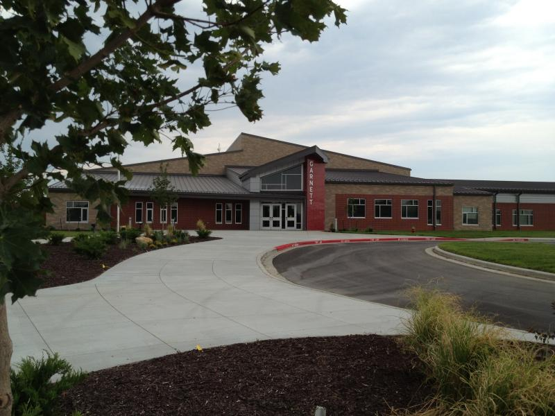 An Image showing Garnett Elementary School