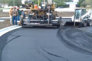 New Asphalt- October 17, 2011