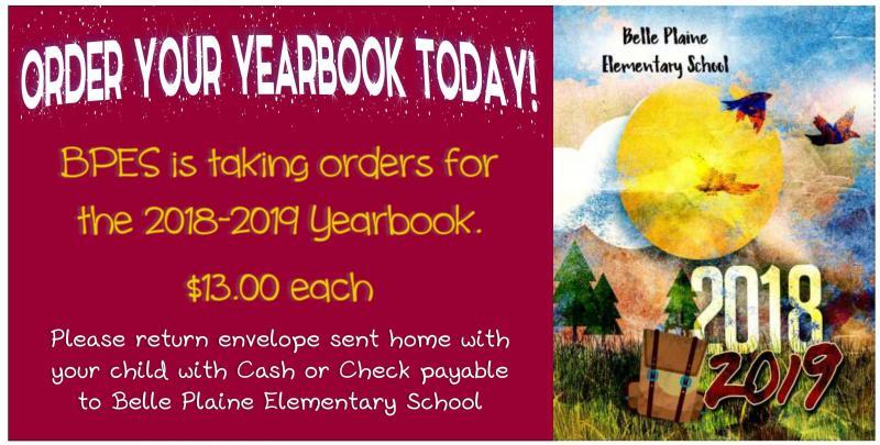 Yearbooks Order Sales