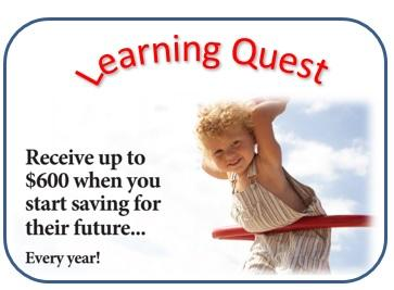 Learning Quest Savings Program