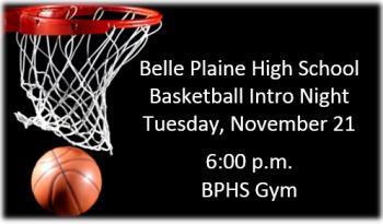 Basketball Introduction Night
