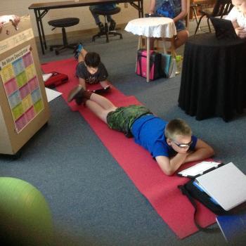 yoga mat choice