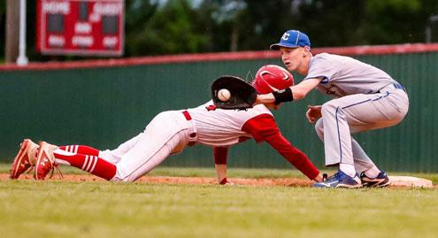 No. 1-ranked Dodd City Hornets go undefeated in District 12-2A