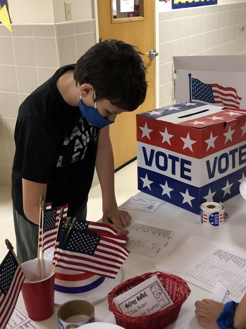 Elementary Election Day