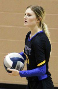 DC's Baccus & Hilliard earn TGCA All-state v'ball props