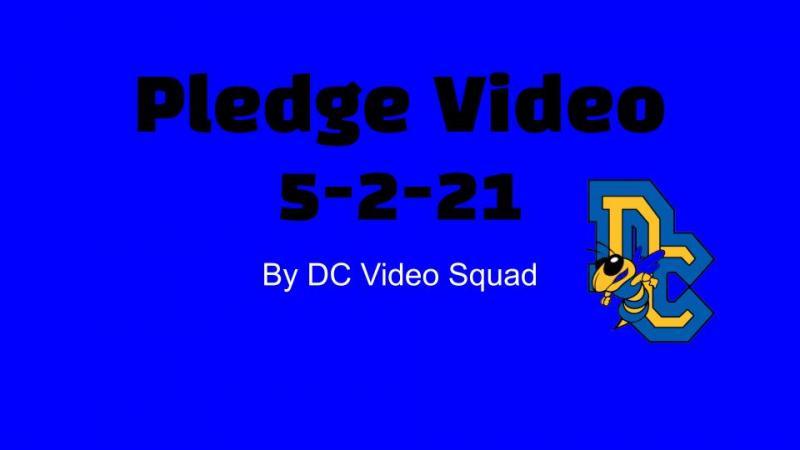 DC Elementary Pledge